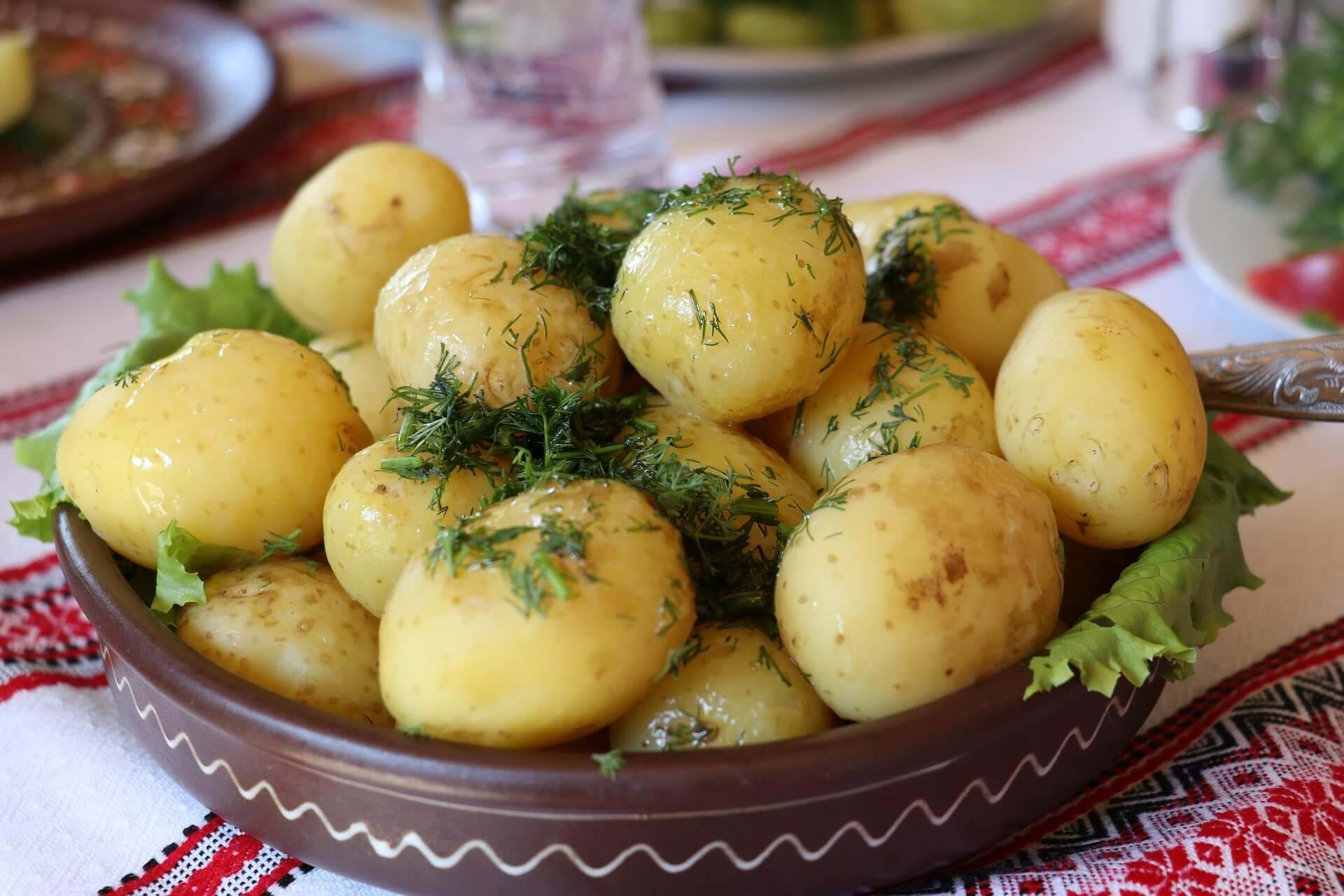 jersey royal recipe dill potato channel islands