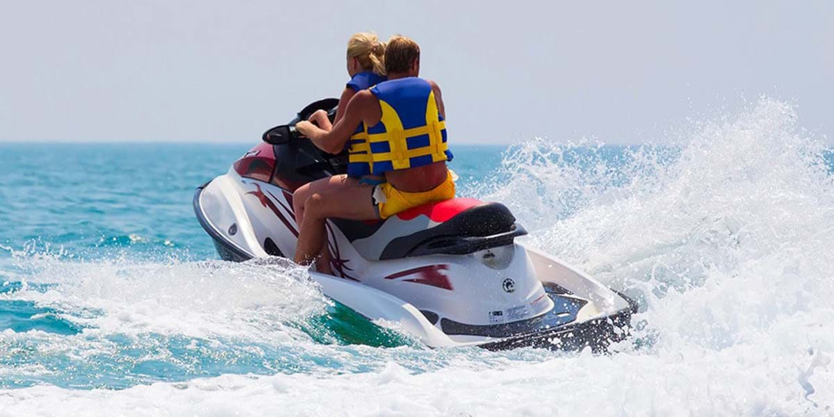 Go on a Jet Ski Adventure Tour in Jersey