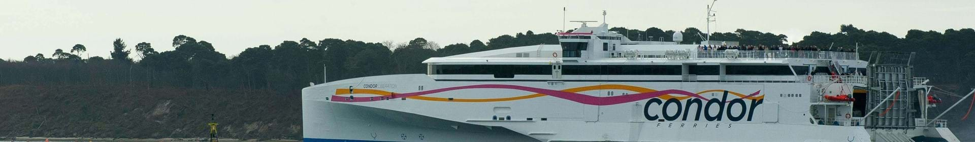 Condor Ferries | Fleet information