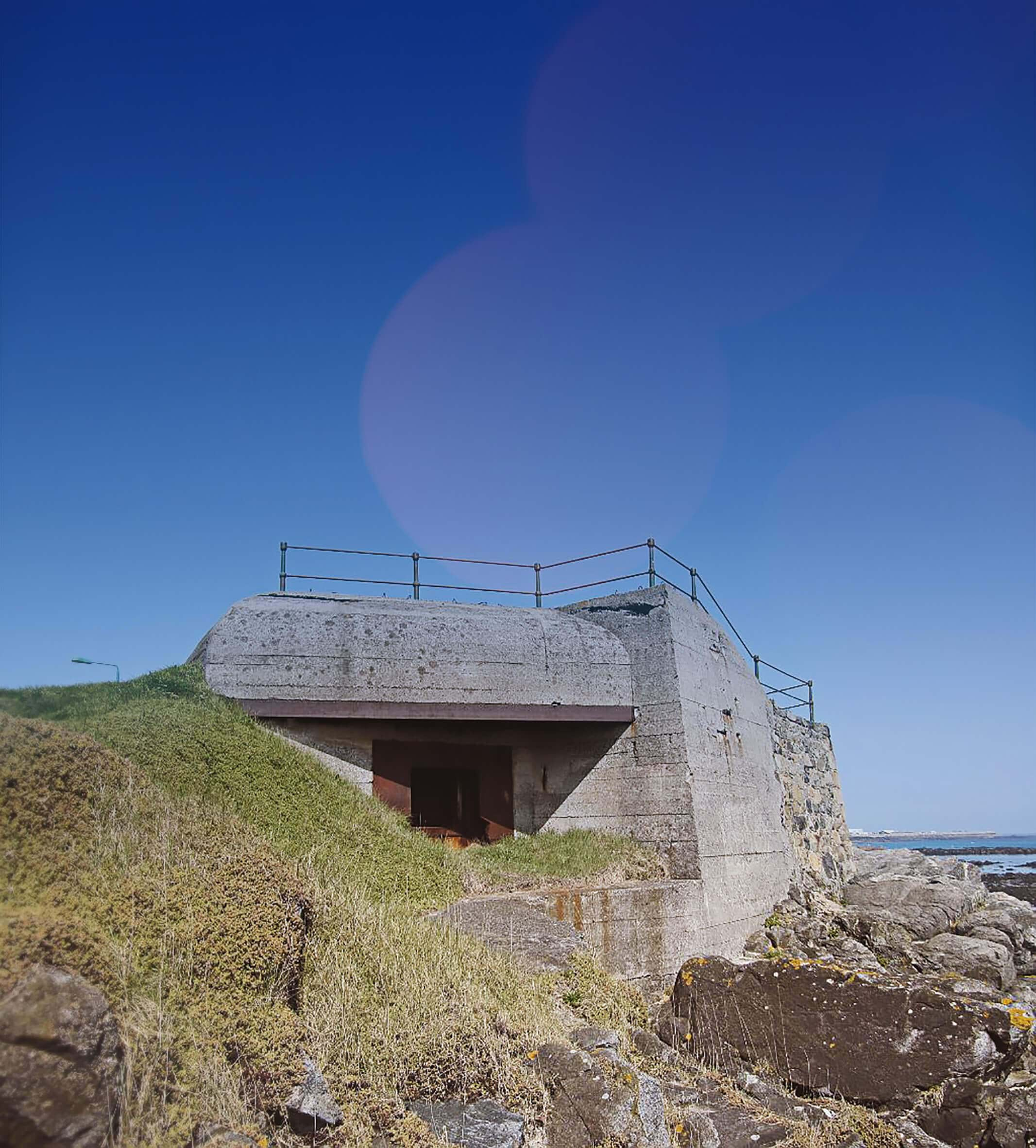hot source audio bunker guernsey channel islands