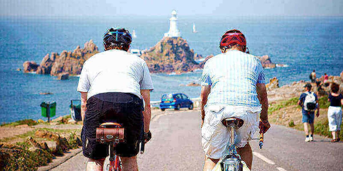 Cycling in the Channel Islands and other tips