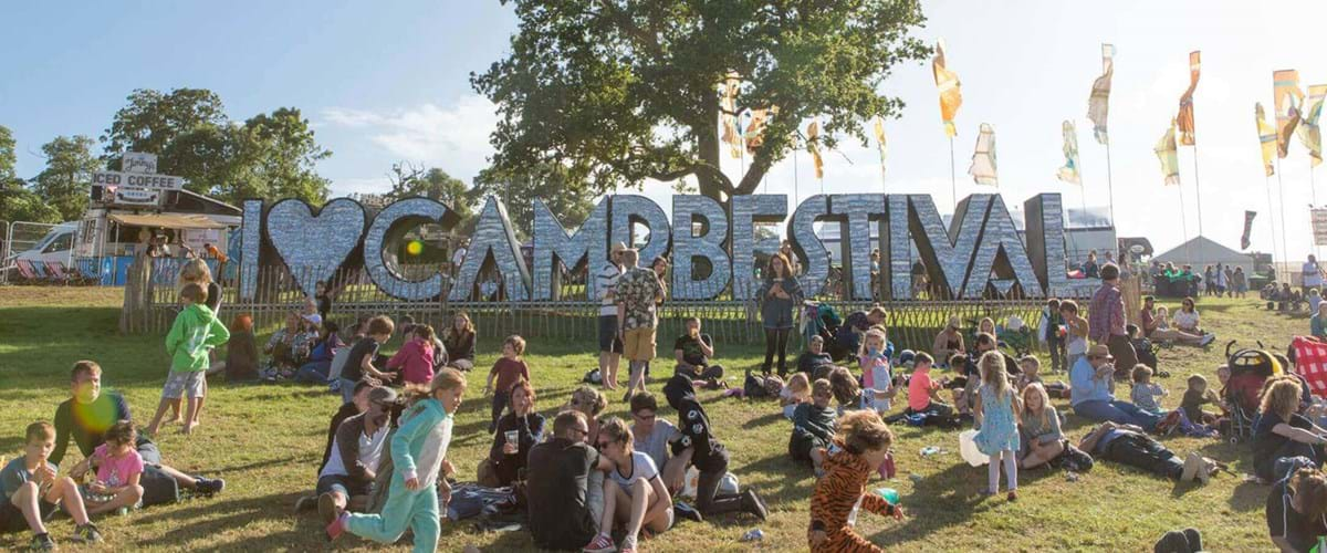 Take the kids to Camp Bestival