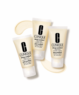 Deep Comfort Hand & Cuticle Cream Trio