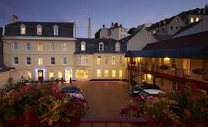 the duke of normandy hotel in guernsey channel islands