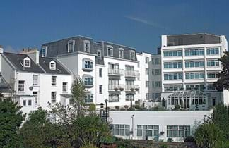 the duke of richmond hotel in guernsey channel islands