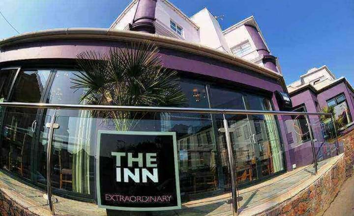 the inn boutique bar and hotel in jersey st helier channel islands