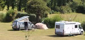 Condor Ferries hotel tips: Vaugrat Campsite