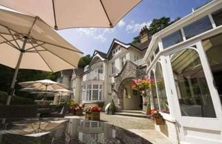 chateau la chaire hotel jersey channel islands