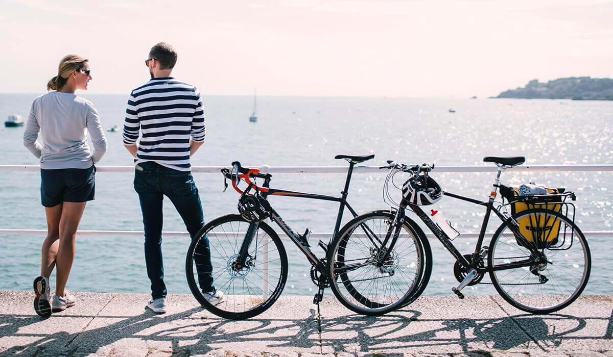 travelling with your bicycle