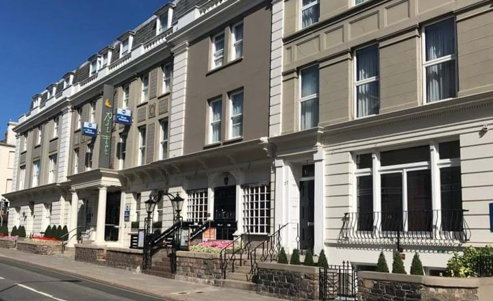 jersey channel islands best western hotel