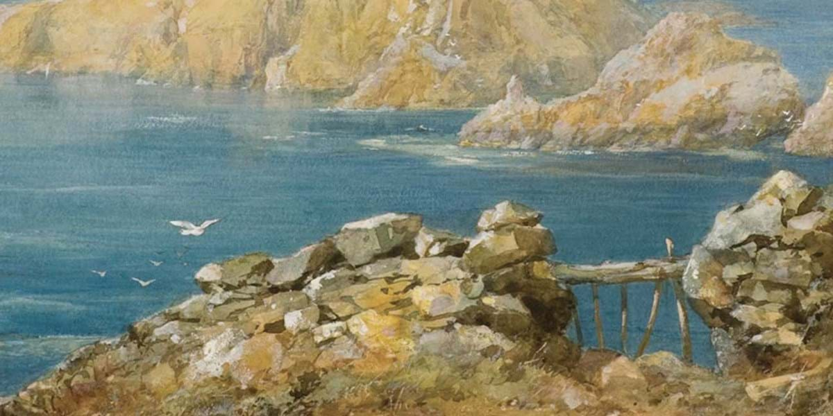 Guernsey Famous Artists and Paintings