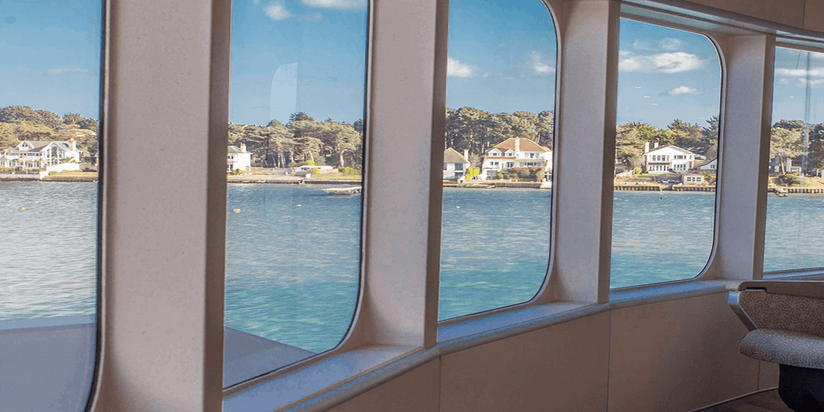 Upgrade your seating onboard with condor ferries
