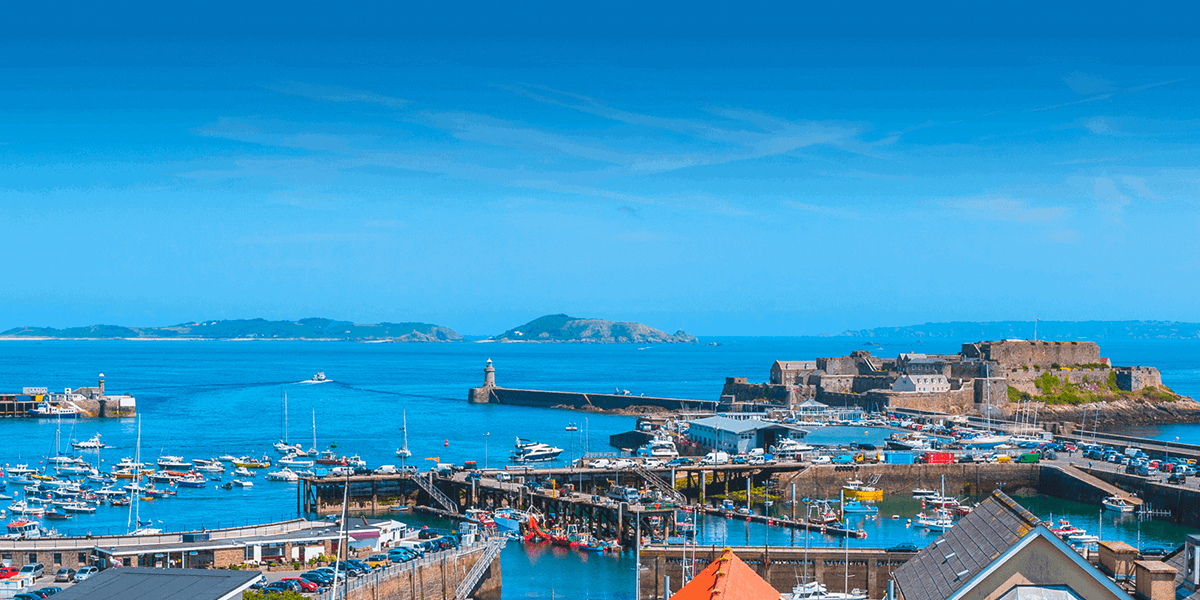 Visit Guernsey with Condor Ferries