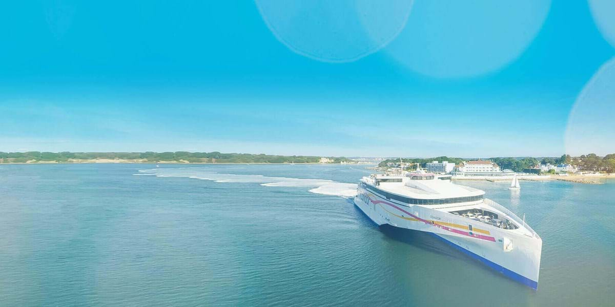 Condor Ferries | Media Resources & Downloads