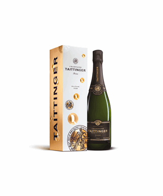 Brut Millesime Vintage 2009 Bubble Gift Box with 2 Glasses