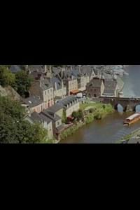 bridge over river in dinan france