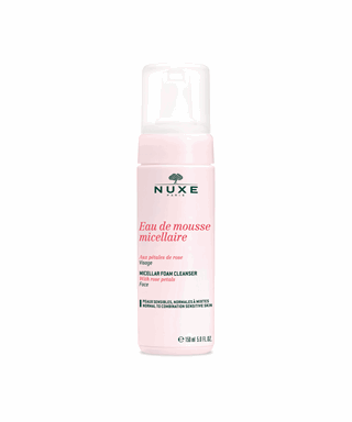 Rose Micellar Foam Cleanser