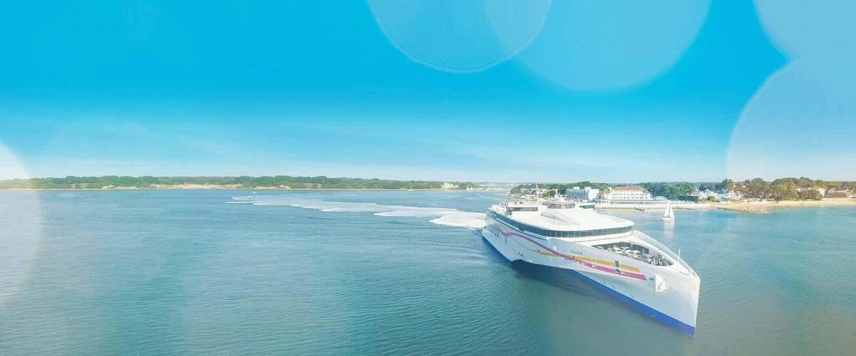 Condor Ferries | Our Fleet