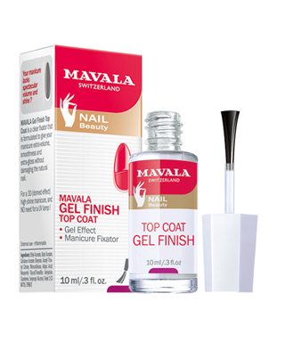 Gel Finish Top Coat