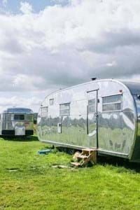 american airstreams caravans isle of wight uk