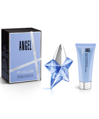 Angel The Art of Perfuming Set