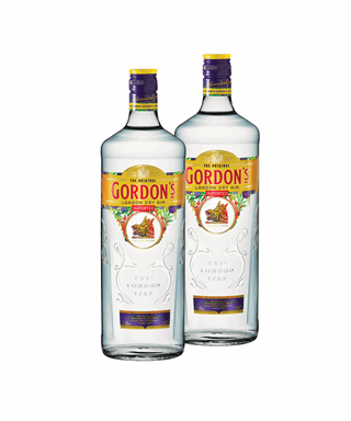 Gordon's London Dry Gin Twin