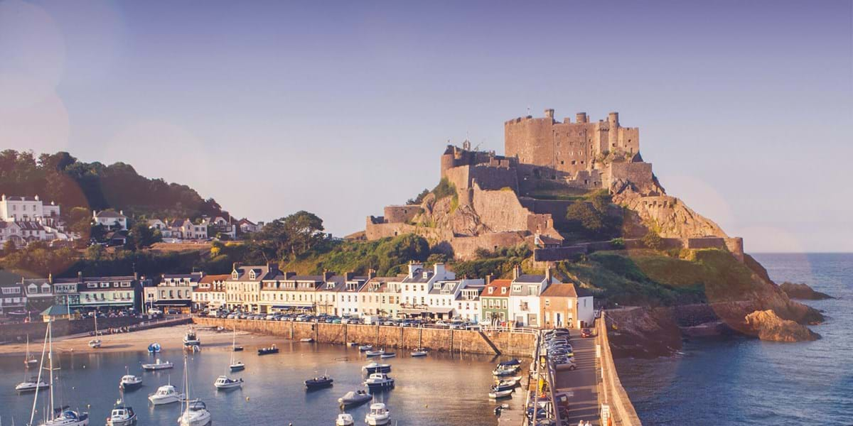 Jersey is beautiful - visit with Condor Ferries