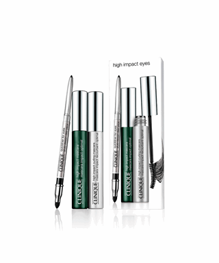 High Impact Mascara Trio